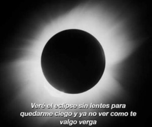 desamor, eclipse, and sad image