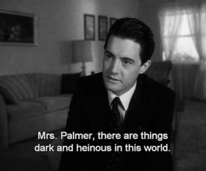 Twin Peaks and quotes image