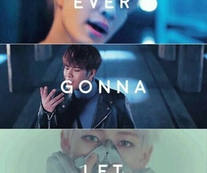 got7, wallpaper, and never ever image