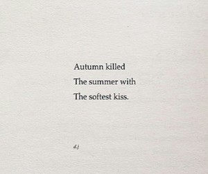 autumn, white, and love image