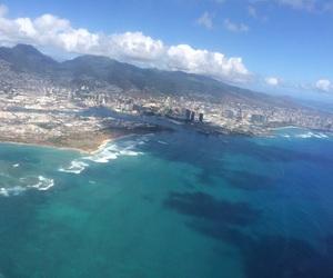 hawaii and Honolulu image