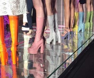 elegant, fashion, and Versace image