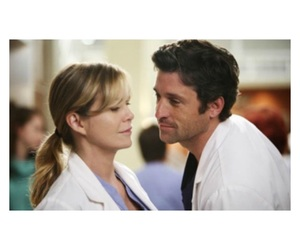 mcdreamy, meredith, and grey's anatomy image