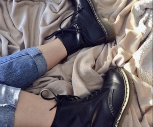boots, casual, and clothes image