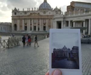 holiday, italy, and rome image