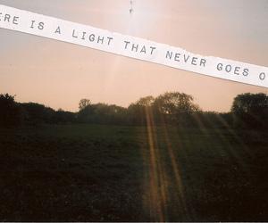 light, Lyrics, and photography image