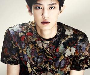 Chan, exo, and park image