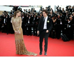 italy, venice film festival, and barbara palvin image