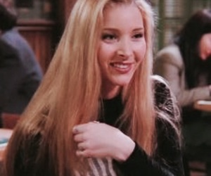 friends, Lisa Kudrow, and phoebe image