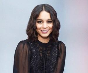 black hair, smile, and wavy hair image