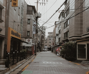 seoul, travel, and aesthetic image