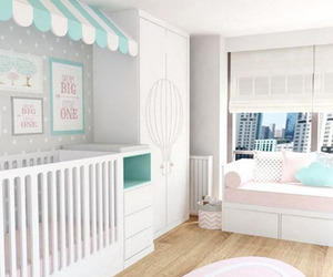babies, baby, and baby room image