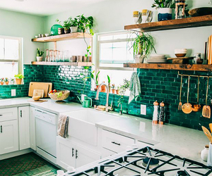 kitchen, interior, and design image