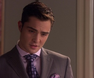 chuck bass, gossip girl, and that look image