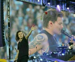 love is love, larry, and stylinson image