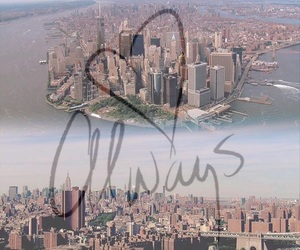 gossip girl, new york, and love image