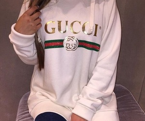 clothes, gucci, and sappes image