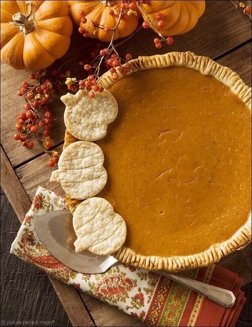 autumn, pumpkin, and pie image