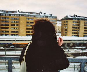 cold, girl, and photography image