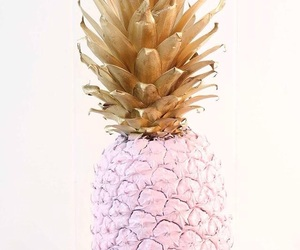 pineapple and gold image