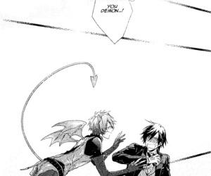 anime, yaoi manga, and uta no prince-sama image