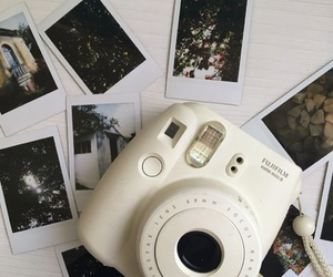 camera, instant, and photo image