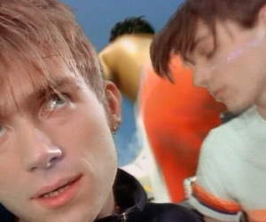 blur and girls and boys image