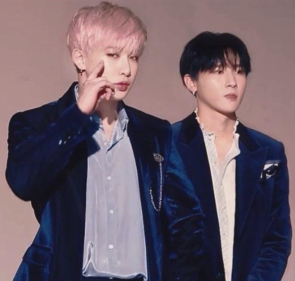 kpop, korean boys, and monsta x image