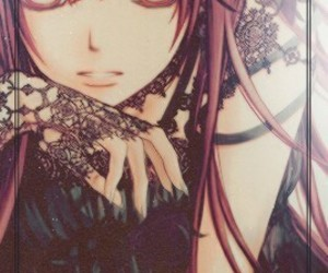 anime, vampire knight, and manga image