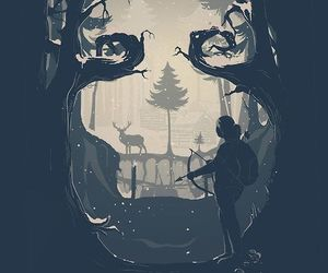 game, ellie, and the last of us image