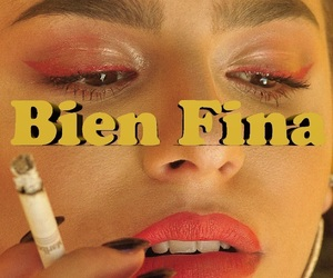 cigarette, makeup, and aesthetic image