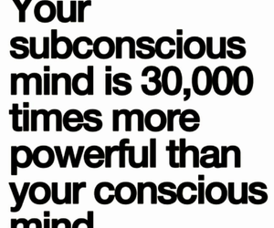 mind, power, and conscious image