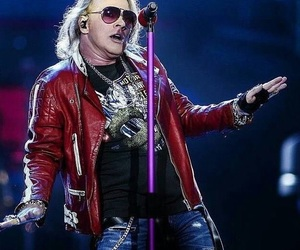 axl rose, canada, and Hot image