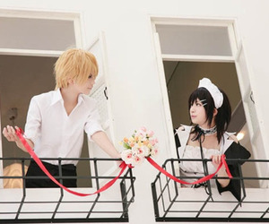 cosplay, anime, and kaichou wa maid-sama image