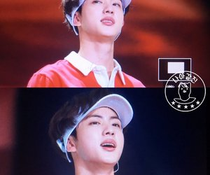beautiful, handsome, and jin image