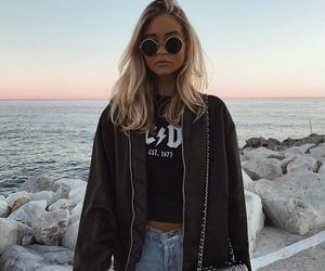 clothes, pretty, and girl image