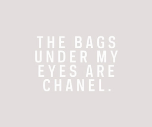 chanel, quote, and women image