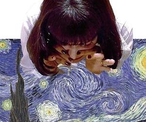 pulp fiction, van gogh, and art image