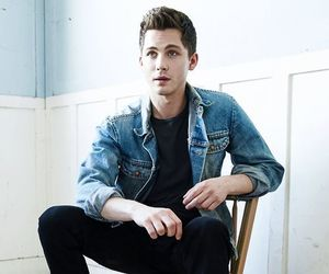 blue and logan lerman image