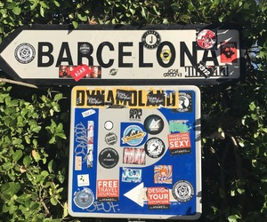 Barcelona, travel, and vacation image