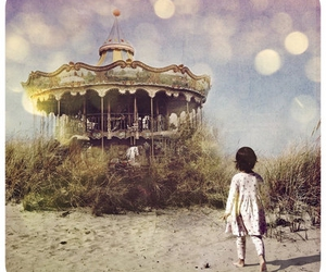 carousel and child image