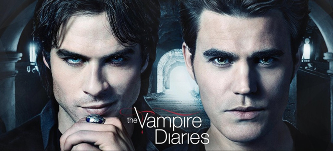 the vampire diaries, tvd, and ian somerhalder image