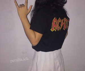 ACDC, baby, and broken image