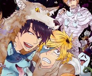 anime, Boys Love, and love image