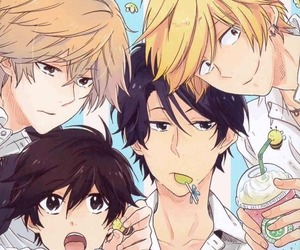 anime, yaoi, and hitorijime my hero image