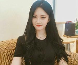 girls, ulzzang, and korean image