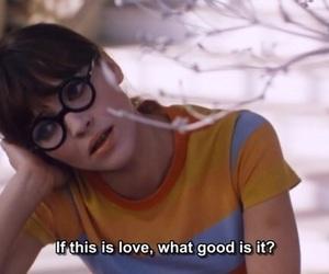 love, quote, and anna karina image