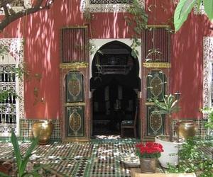 beauty, love, and door image