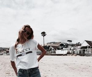 beach, fashion, and shorts image
