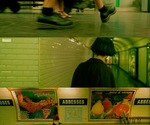 amelie, audrey, and movie image